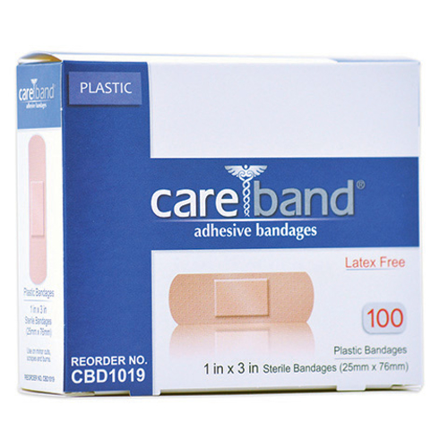 Picture of Band-Aid 1In X 3In Box/100