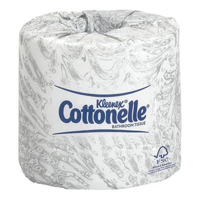 Picture of Kleenex Cottonelle Bathroom Tissue - 400 Sheets - 60/Case
