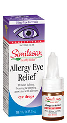 Picture of Similasan Allergy Eye Relief - 10 mL