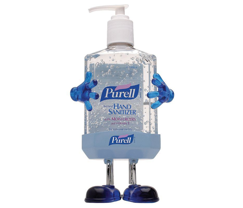 Picture of Purell Desktop Hand Sanitizer Kit