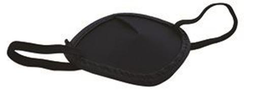 Picture of Cloth Eye Shields - Black W/Headband -Bag/12