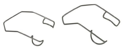 Picture of Speculum-Barraquer Wire - 15 mm Large