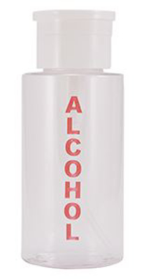Picture of Alcohol Plastic Dispenser 7. 5 oz