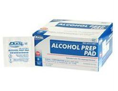 Picture of Alcohol Pads Box/200