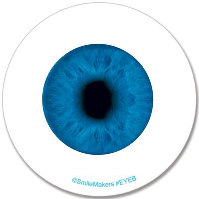 Picture of Sticker Glow In The Dark Eyes