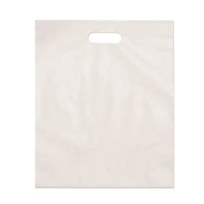 "Picture of Frosty Merchandise Bags-Clear 9""X12"" 50/Box"