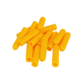 Picture of Instrument Tip Cover Non-Vent Yellow 5X25 mm Pk/100