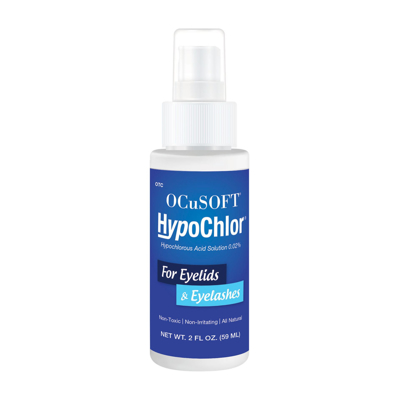 Picture of OCuSOFT HypoChlor Spray . 02% - 2 oz