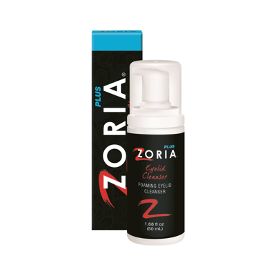 Picture of Zoria Plus Foaming Eyelid Cleanser - 50 mL