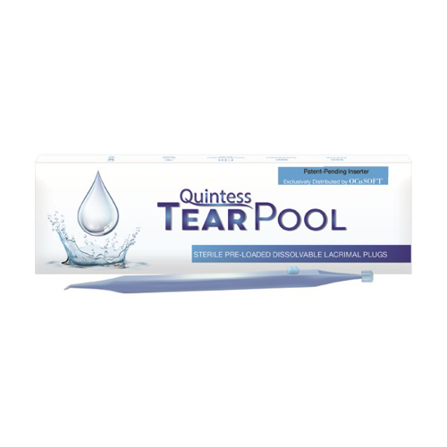 Picture of Quintess Tear Pool - Sterile Pre-Loaded Dissolvable Lacrimal Plugs