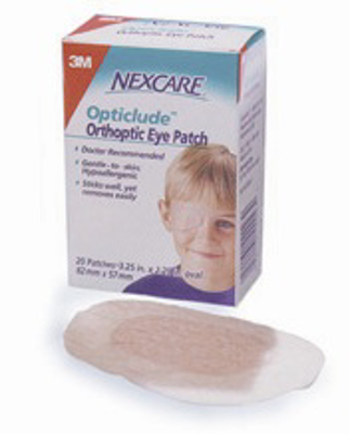 Picture of 3M Nexcare Opticlude - Adult - 20/Box