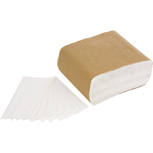 Picture of C-Fold Paper Towels - 2400 Sheets - 1 Case