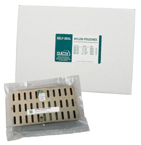 Picture of Dry Heat Sterilization Pouch Self Seal - 3X10 - Ea