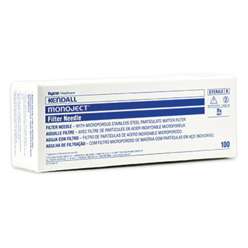Picture of Filter Needle 18G X 1 1/2In Box/100