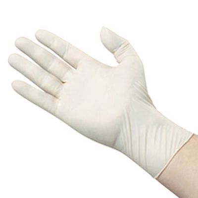 Picture of Latex Examination Gloves Powder Free ( Small) -Box/100