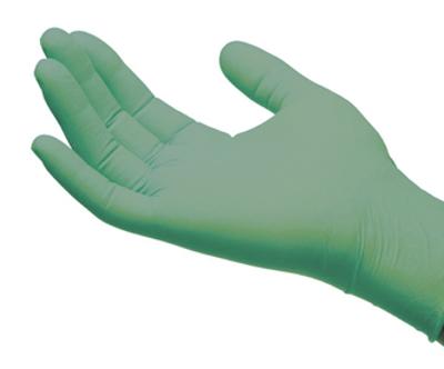 Picture of Latex Examination Gloves W/Moisturizer Powder Free (Small) Box/100