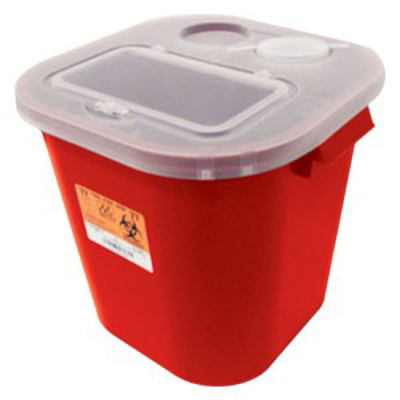 Picture of Sharps Container 8 Gal - Ea