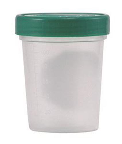 Picture of Sterile Specimen Cups 4 oz - Sterile Case/100