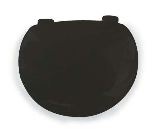 Picture of Clip-On Occluders - Leaf Black 6. /Pkg
