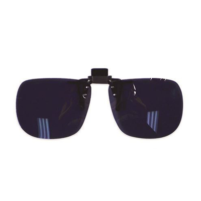 Picture of Clip-On/Flip-Up Lenses Polarized - Smoke