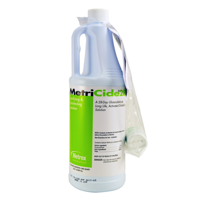 Picture of Metricide - 2. 5 Pct Glutaraldehyde - 1 Qt