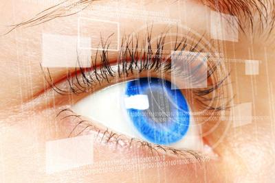 Picture of Digital Eye Reminder Postcard 4X6 50 ct
