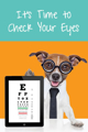 Picture of Dogs With Ipad Reminder Postcard 4X6 50 ct