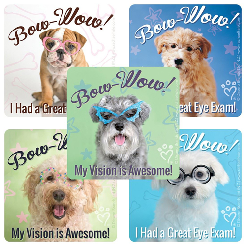 Picture of Dogs With Glasses