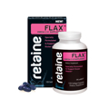 Picture of Retaine Flax Omega 3, 6 Supplement - 120 Softgel Capsules