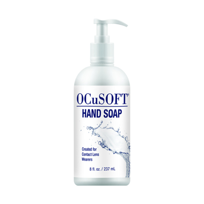 Picture of Ocusoft Hand Soap Standard Size - 8 Oz.
