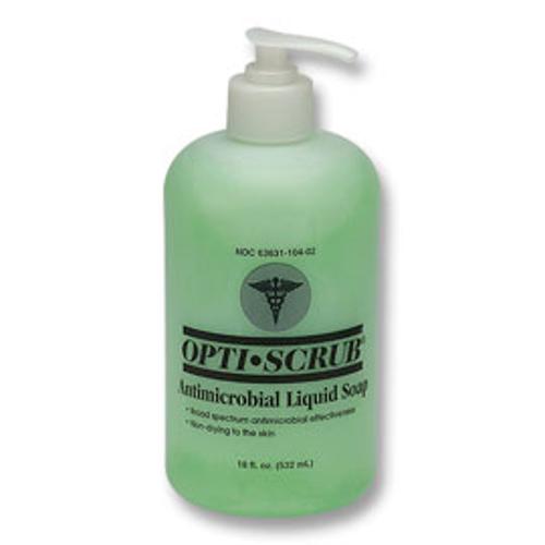 Picture of Opti-Scrub Hand Soap Pump Top Bottle - 18 Oz